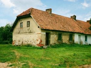 Wohnhaus für Gutsarbeiter (Kreis Ragnit)